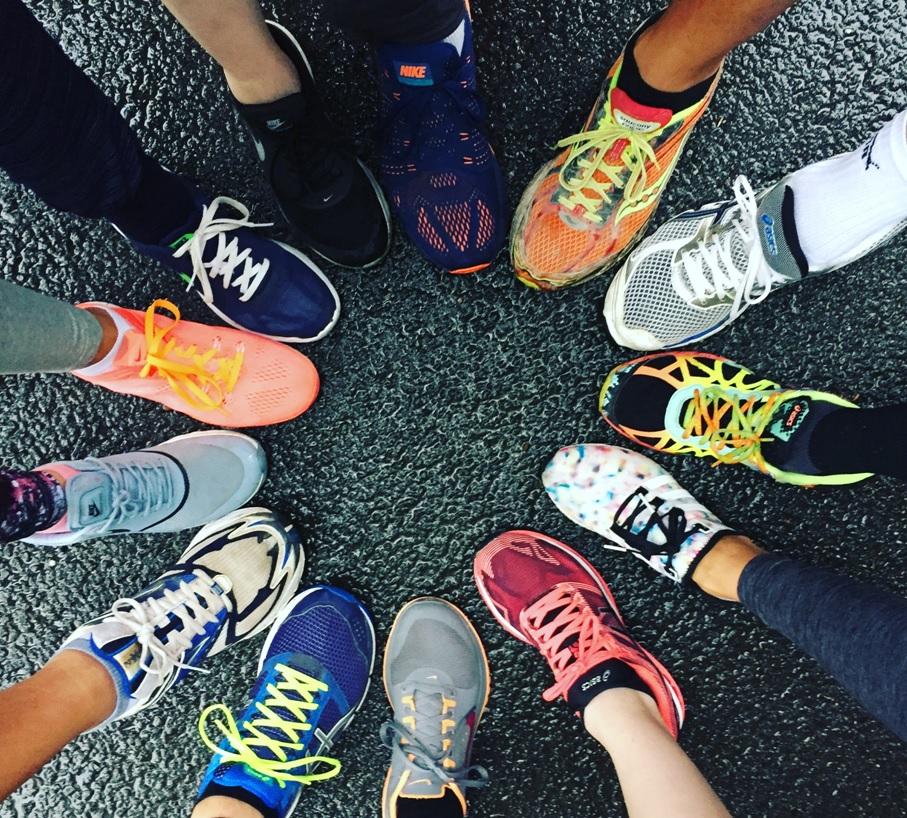 Laufen Schuhe
