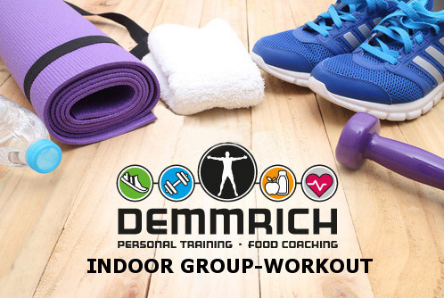 LOGO INDOOR WORKOUT