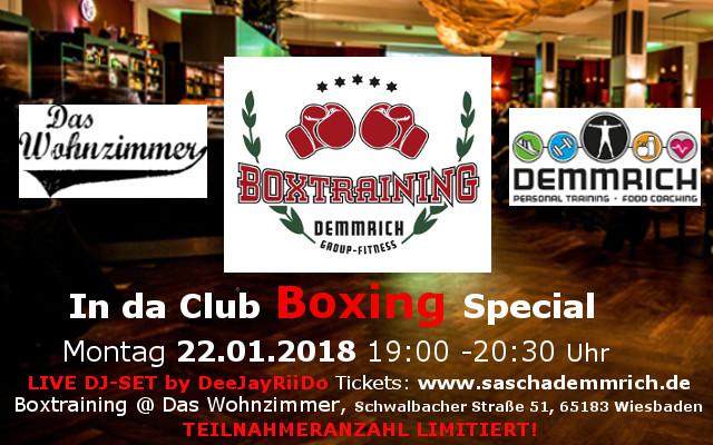 BoxingDasWohnzimmer