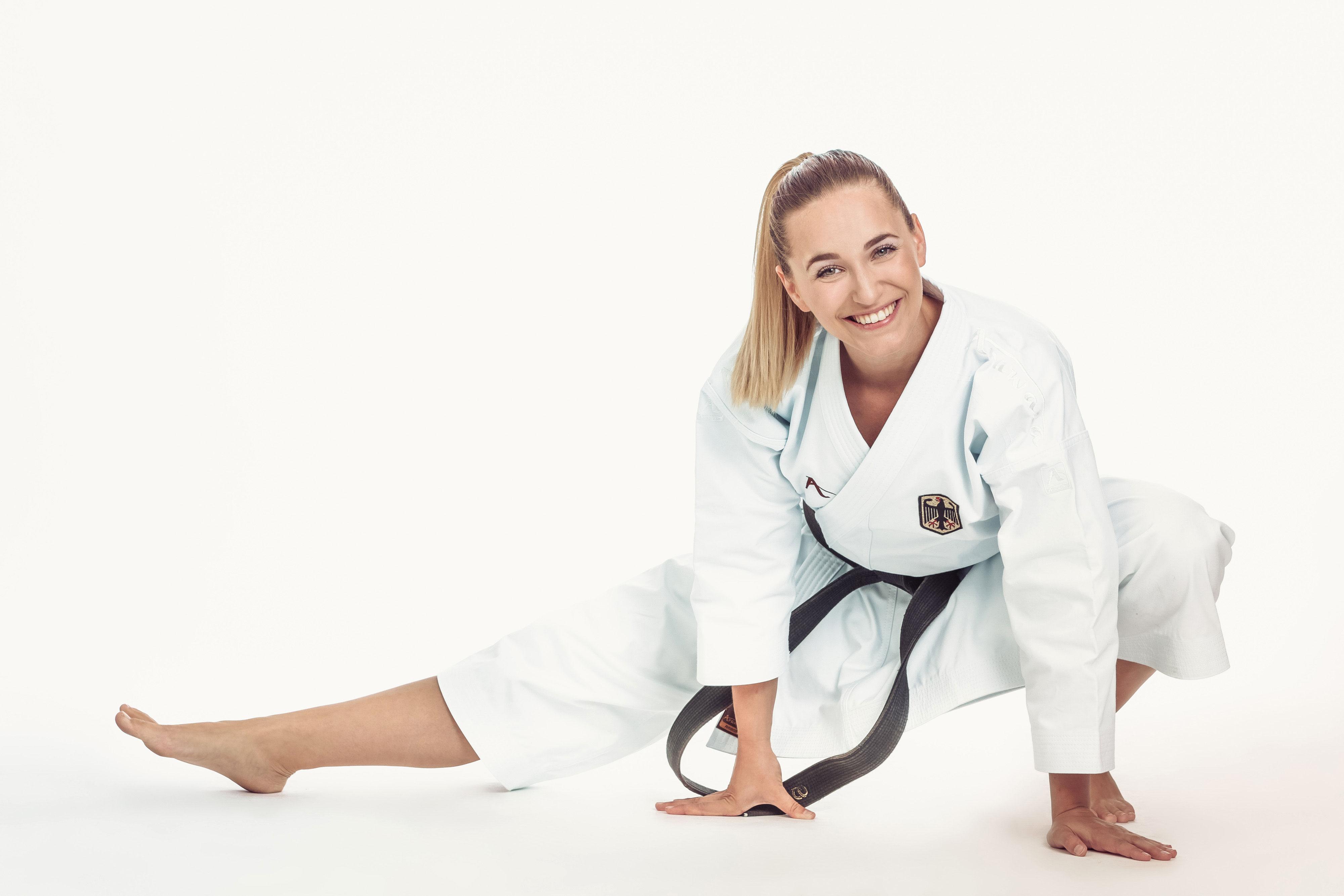 Wednesday Warrior mit Karateweltmeisterin Sophie Wachter bei Demmrich Fitness Wiesbaden